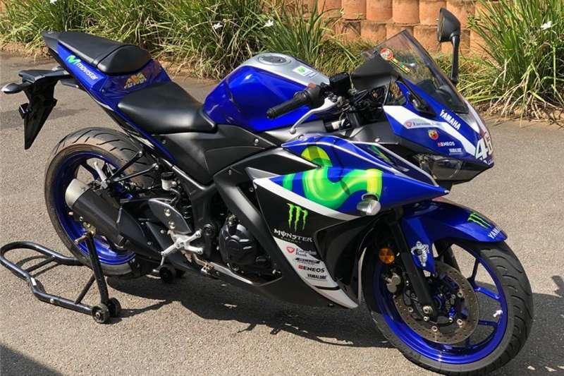 Yamaha YZF 2017