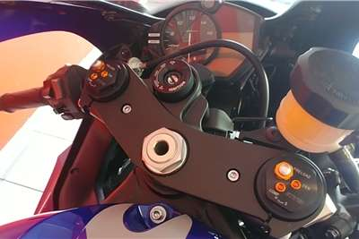Yamaha YZF 2020