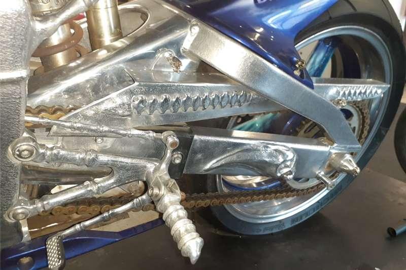 Used 2001 Yamaha YZF R1
