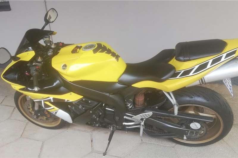 Yamaha YZF R1 2004