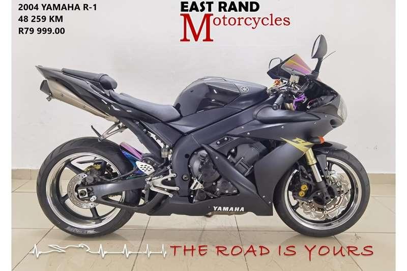Used 2004 Yamaha YZF R1