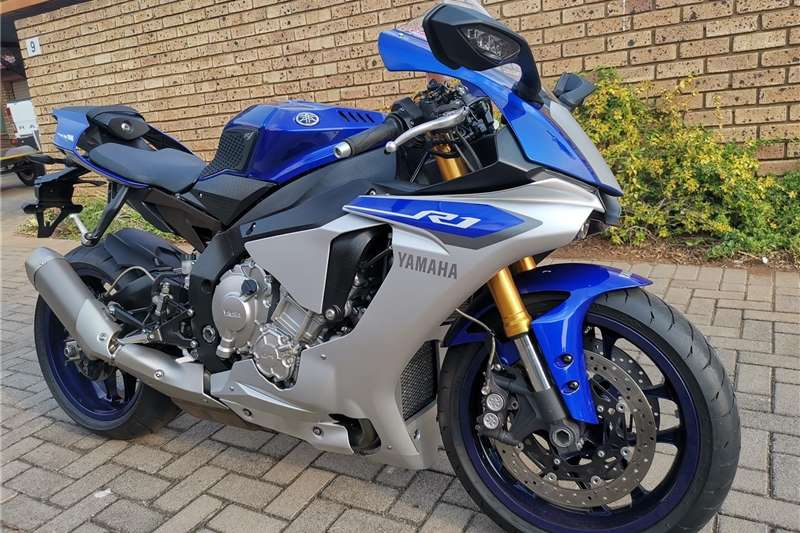 Yamaha YZF R1 2017