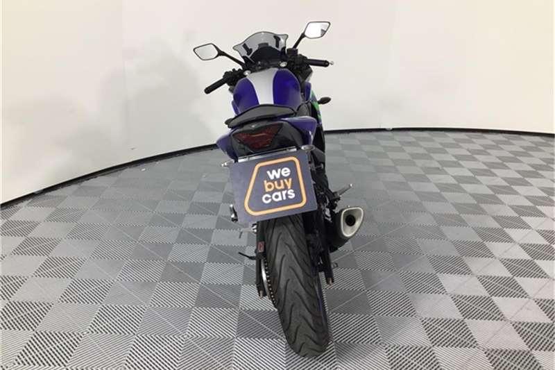 2017 Yamaha YZF