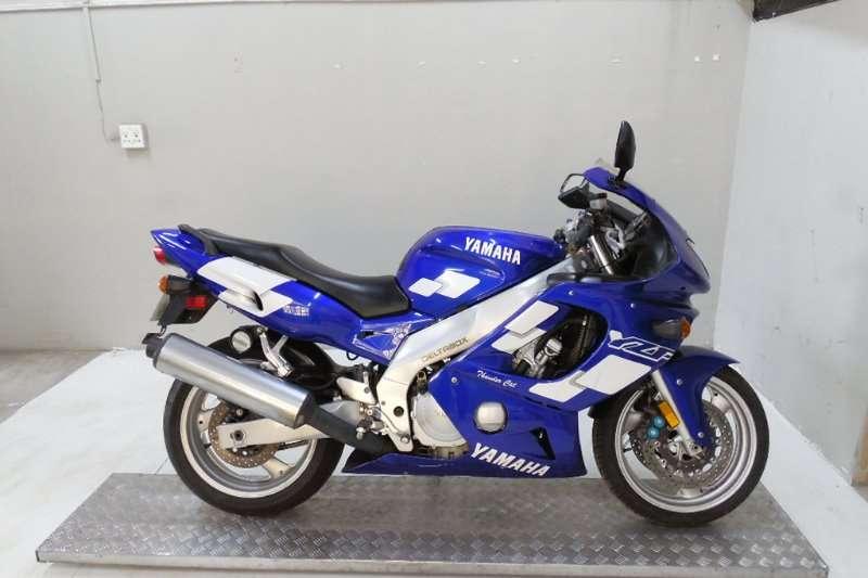 Yamaha YZF R6 1996
