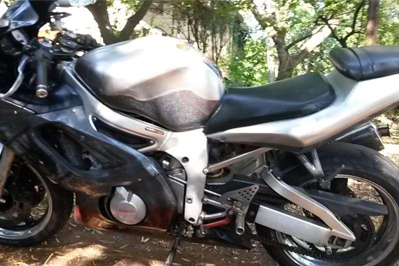 Used 2001 Yamaha YZF R6