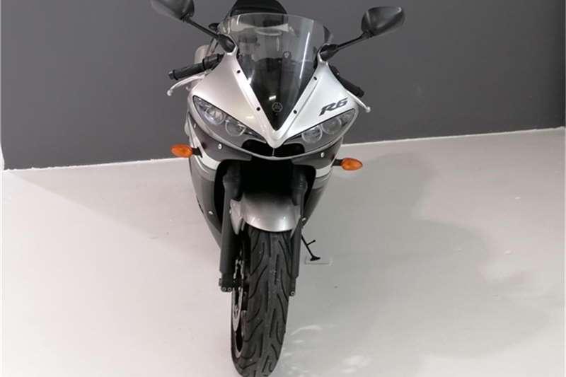 Yamaha YZF R6 2004
