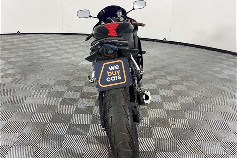 2006 Yamaha YZF R6
