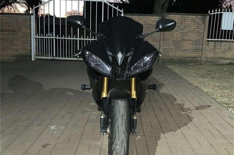 Yamaha YZF R6 2008