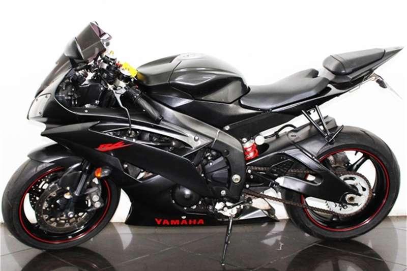 Used 2008 Yamaha YZF
