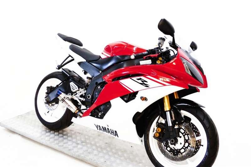 Used 2008 Yamaha YZF R6