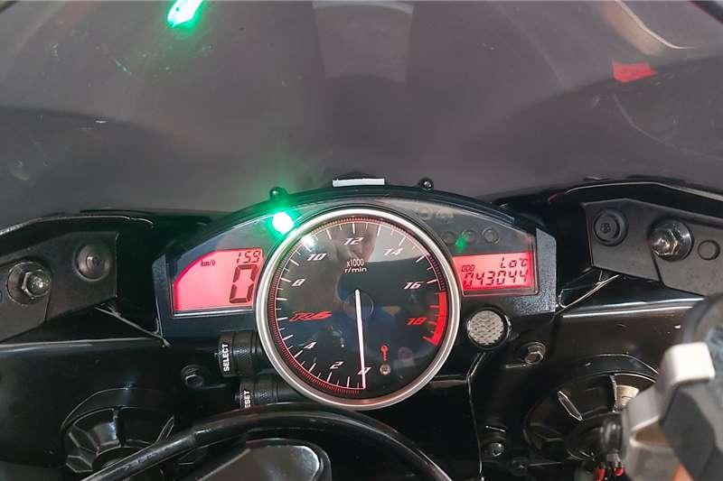 2008 Yamaha YZF R6