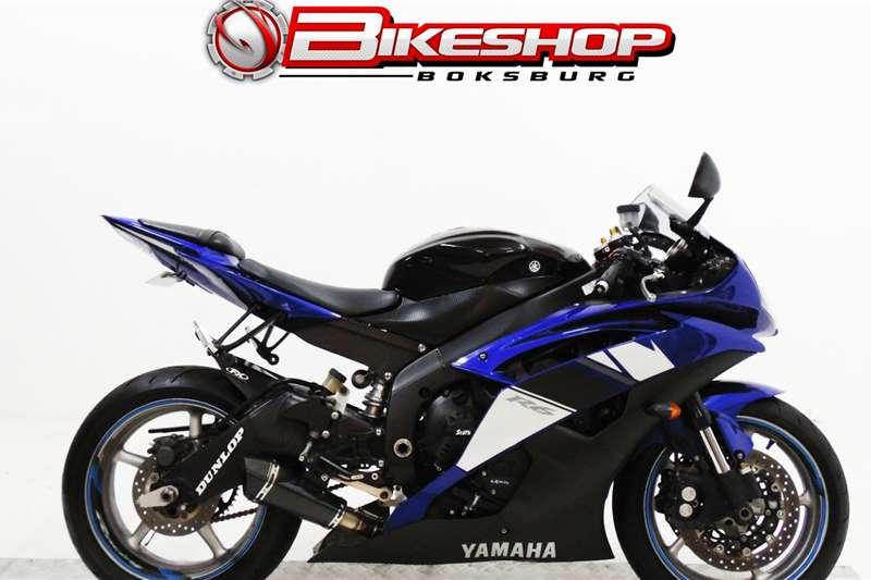 Used 2010 Yamaha YZF R6