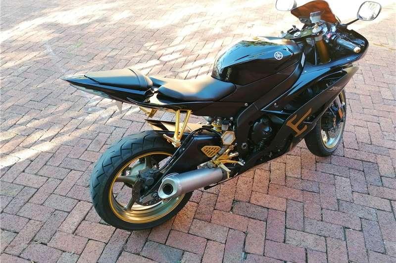 Yamaha YZF R6 2011