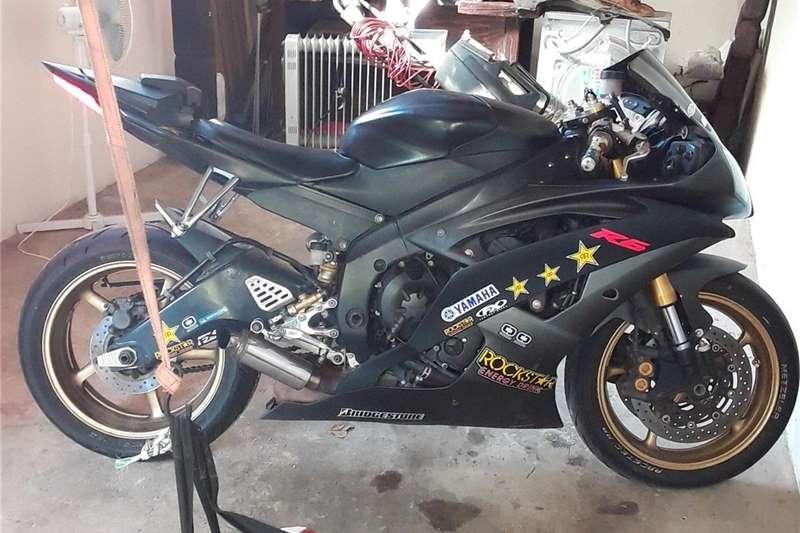 Used 2012 Yamaha YZF R6
