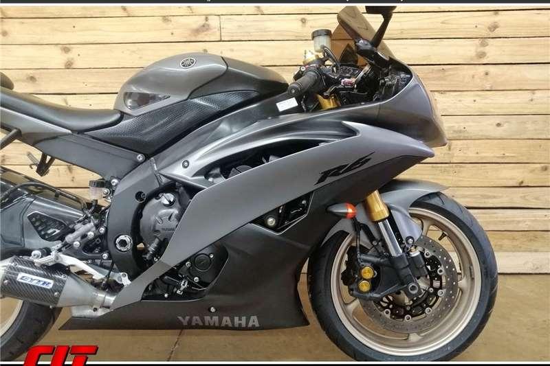 2014 Yamaha YZF R6