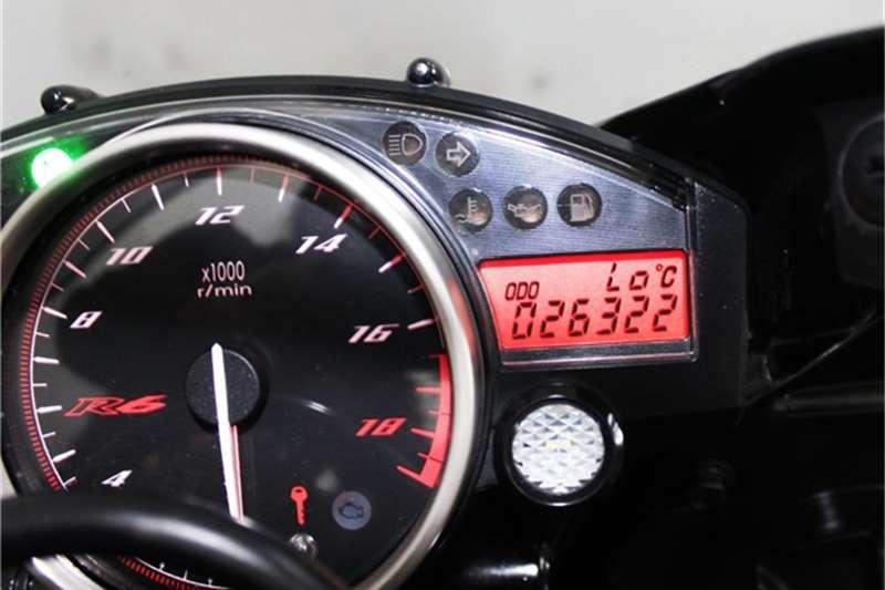 Used 2016 Yamaha YZF