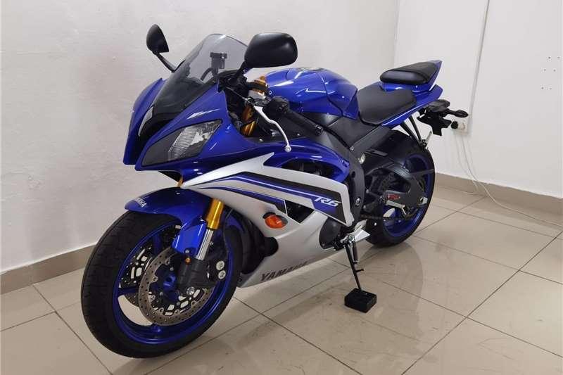 Used 2016 Yamaha YZF R6