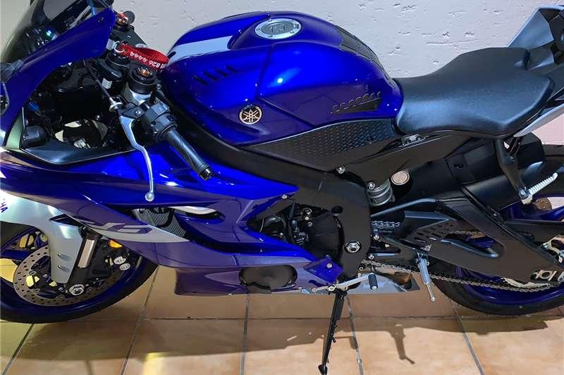 Used 2020 Yamaha YZF