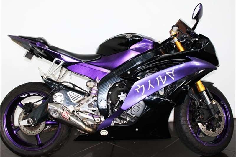 2009 Yamaha YZF