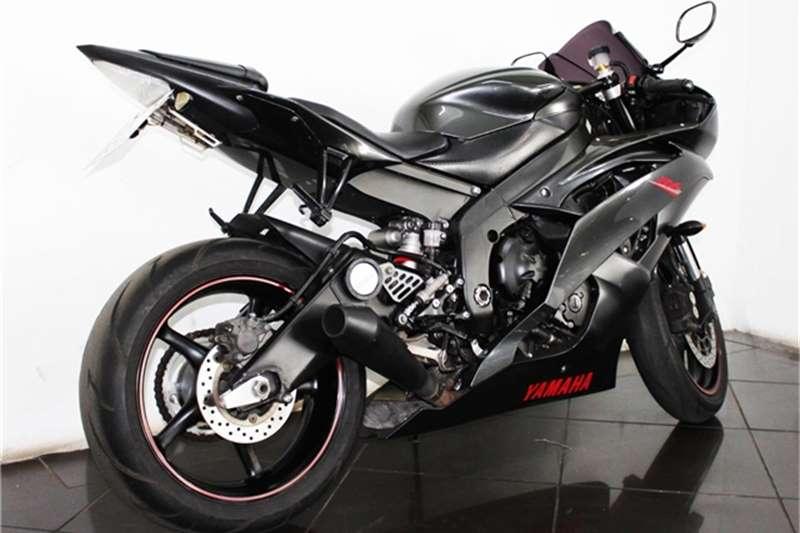 2008 Yamaha YZF