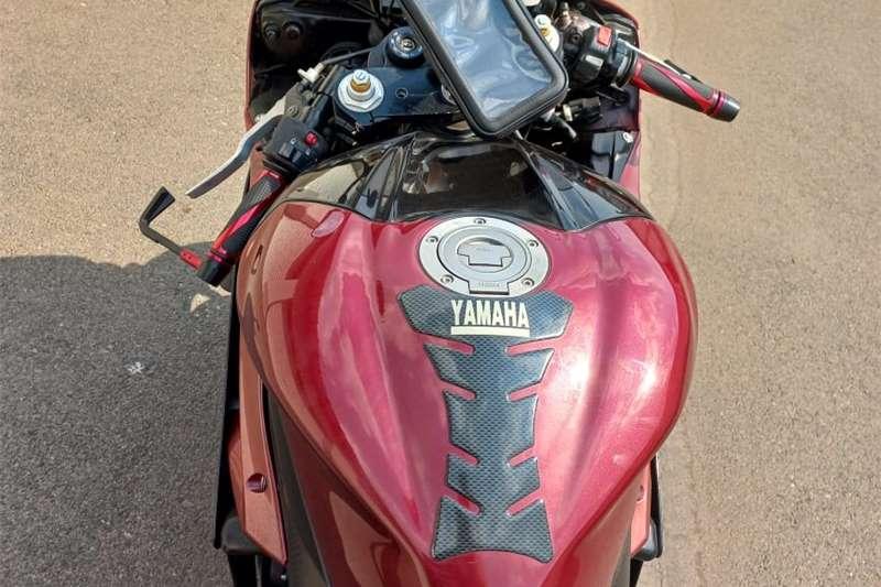 0 Yamaha YZF R6