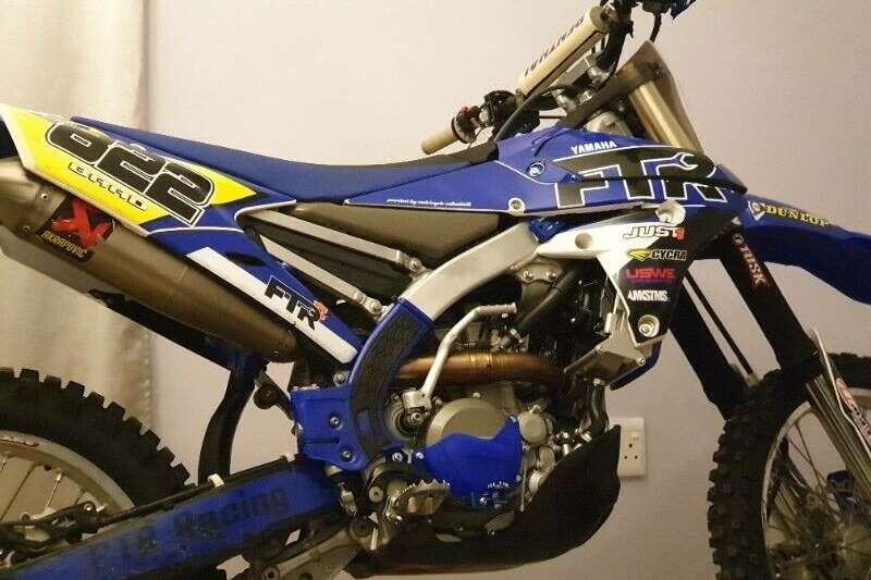 Used 2015 Yamaha YZF