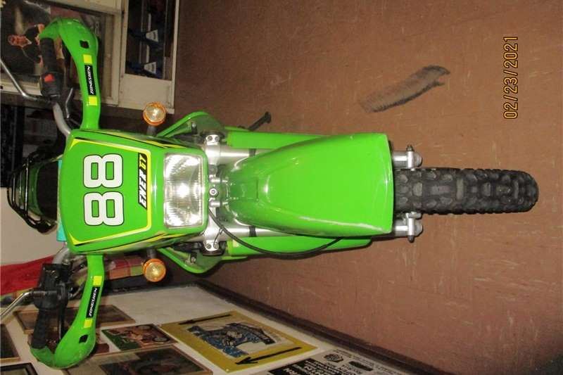 Used 0 Zongshen ZS 200 GY-A