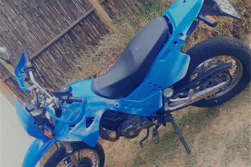 Used 0 Zongshen ZS 200 GY