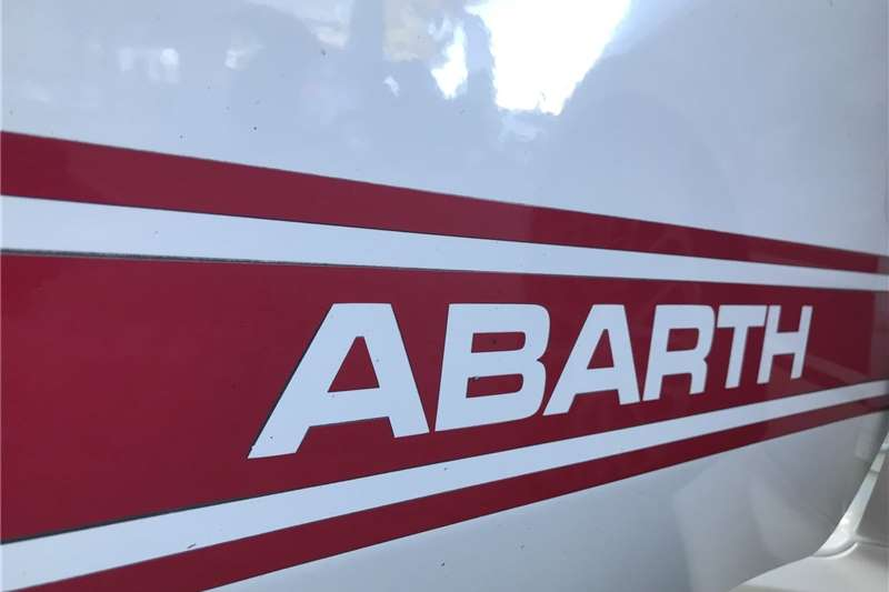 Used 2013 Abarth 500