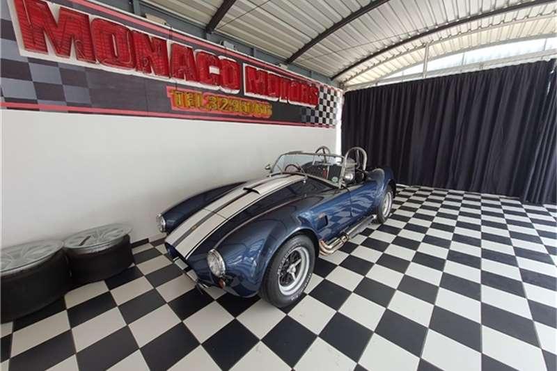 AC Cobra V8 Auto 2002