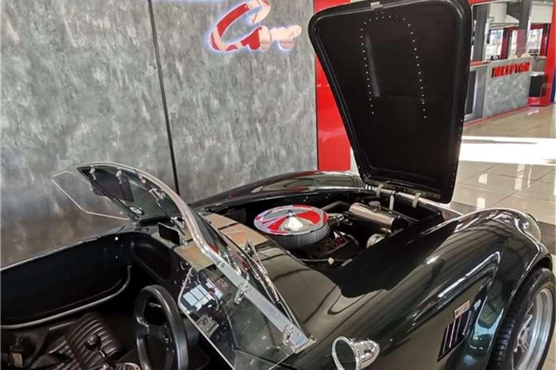 2004 AC Cobra