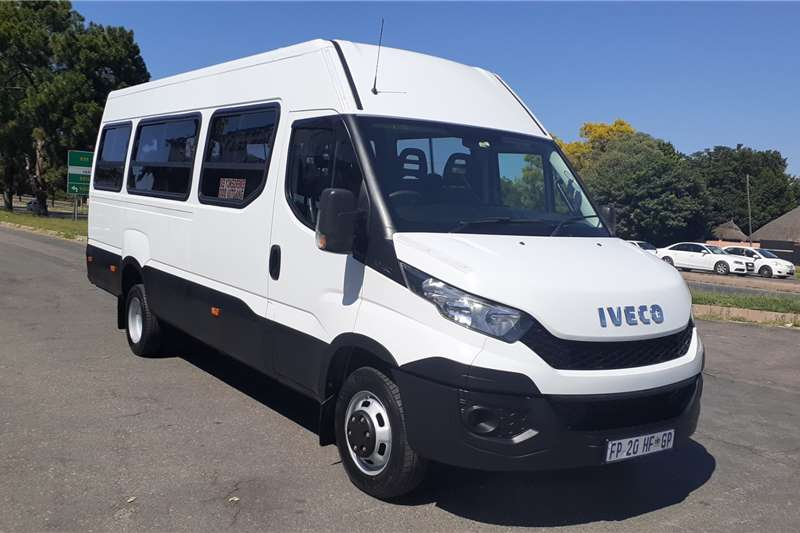 Accessories IVECO DAILY ANGLE CATER 23 SEATER 2017