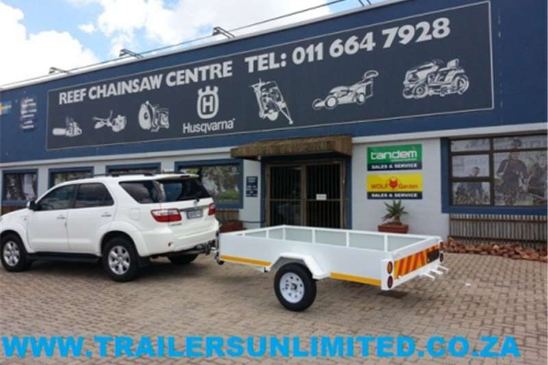 Accessories Trailers 2018