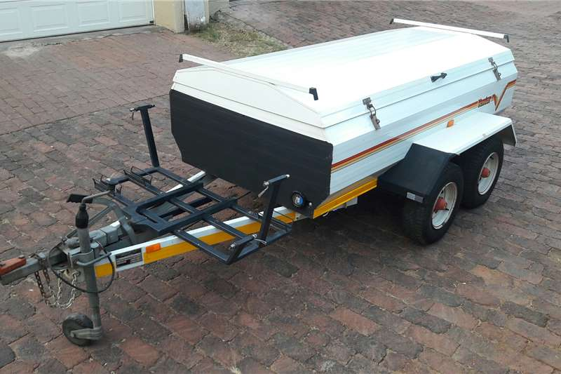 Accessories Trailers Venter Moonbuggy 7 foot