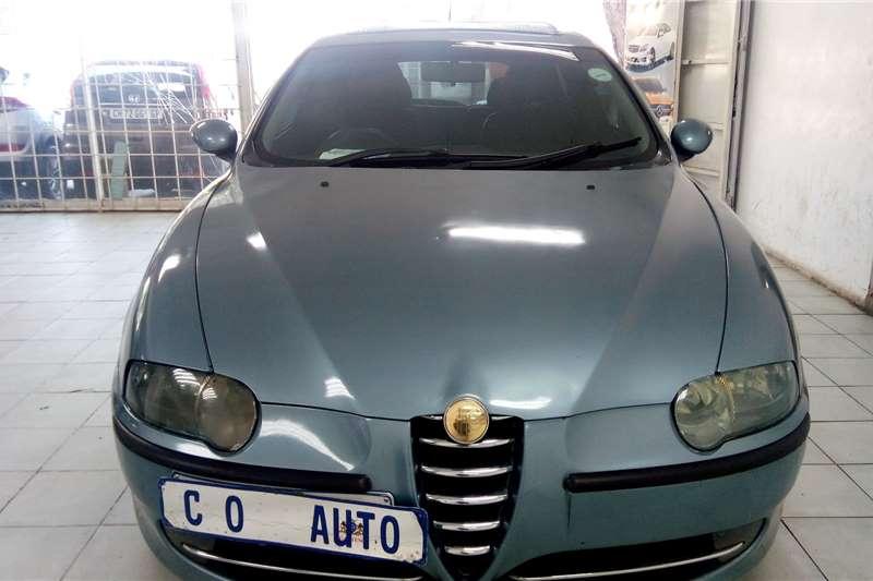 2006 Alfa Romeo 145