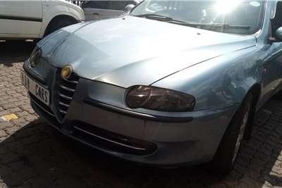 Alfa Romeo 147 1.6 3 door Progression 2003