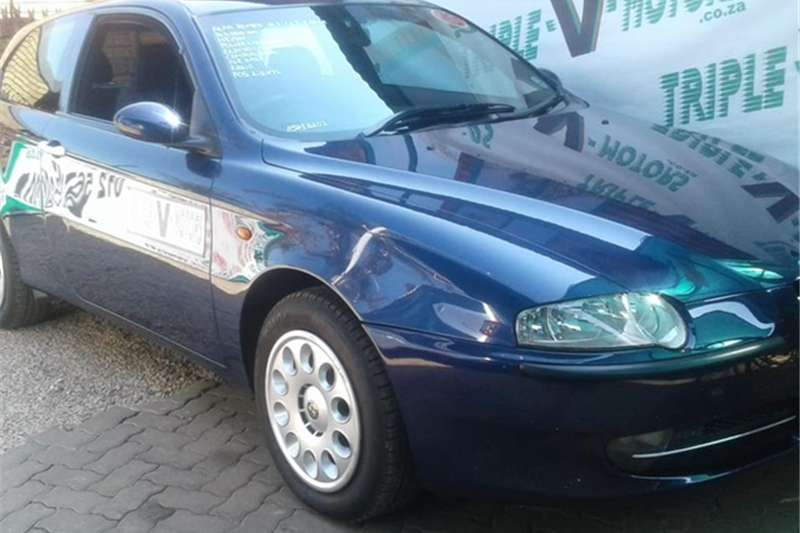 Alfa Romeo 156 For Sale In Gauteng Auto Mart border=