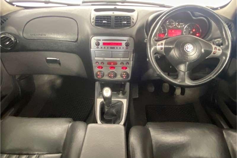2007 Alfa Romeo 147 147 2.0 5-door Distinctive
