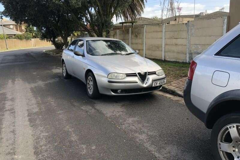 Alfa Romeo 156 2.0 Twin Spark Lusso 2001
