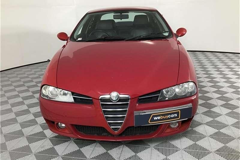 Alfa Romeo 156 2.0 Twin Spark Veloce 2004