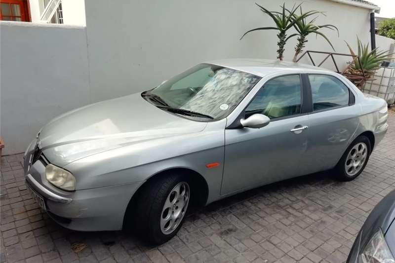 Alfa Romeo 156 2.4JTD Multijet 20V Lusso 2004