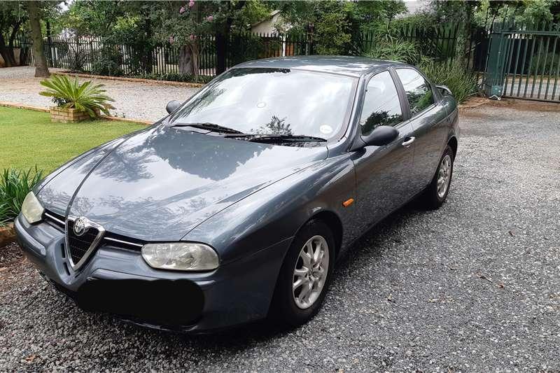 Alfa Romeo 156 2.5 V6 1999
