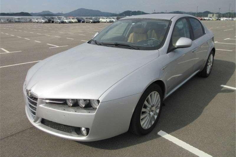 Alfa Romeo 159 1.9 JTS 2006