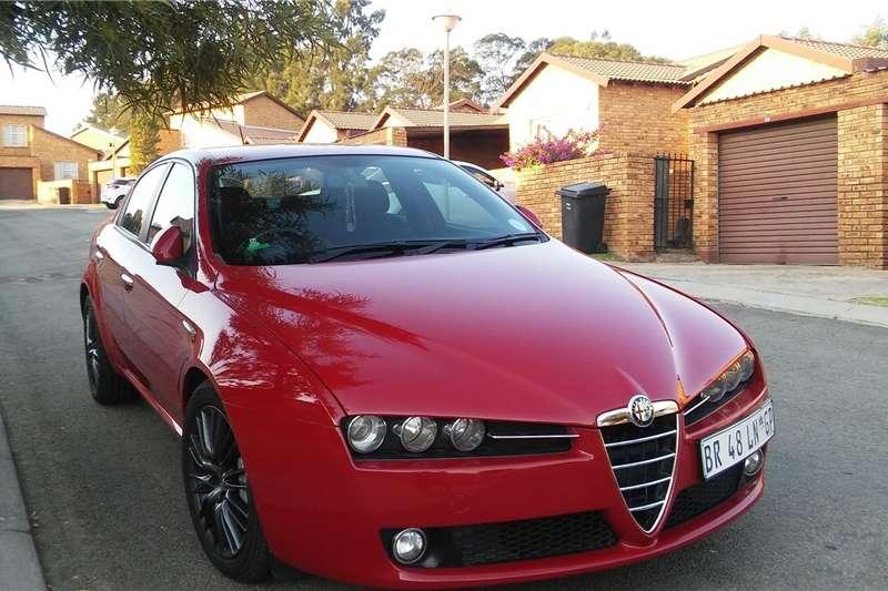 Alfa Romeo 159 1750TBi Ti 2012