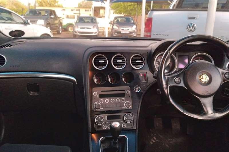 Alfa Romeo 159 3.2 Distinctive 2012