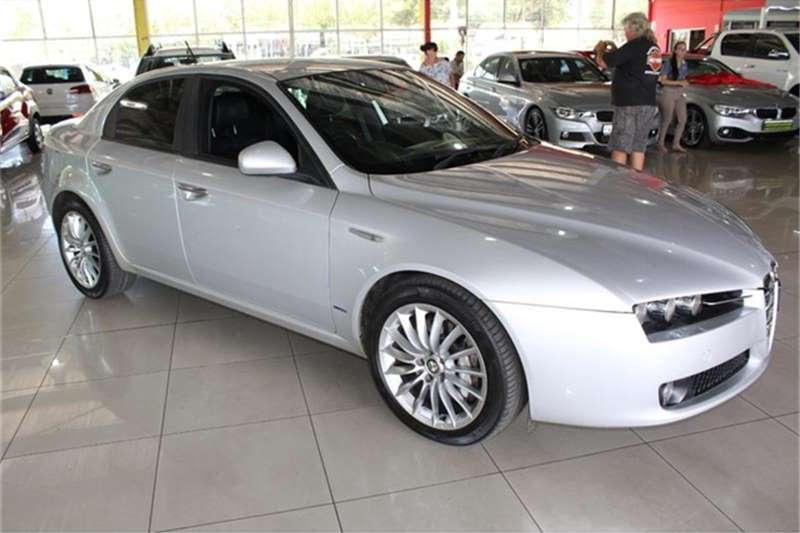Alfa Romeo 159 3.2 Q4 Distinctive 2012