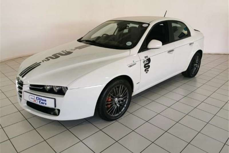 Alfa Romeo 159 3.2 Q4 Distinctive 2013