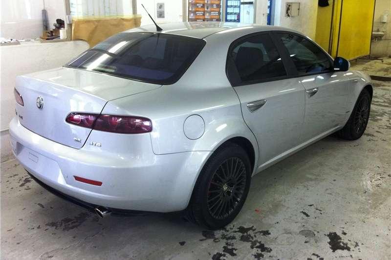 Alfa Romeo 159 3.2 V6 Q4 2007