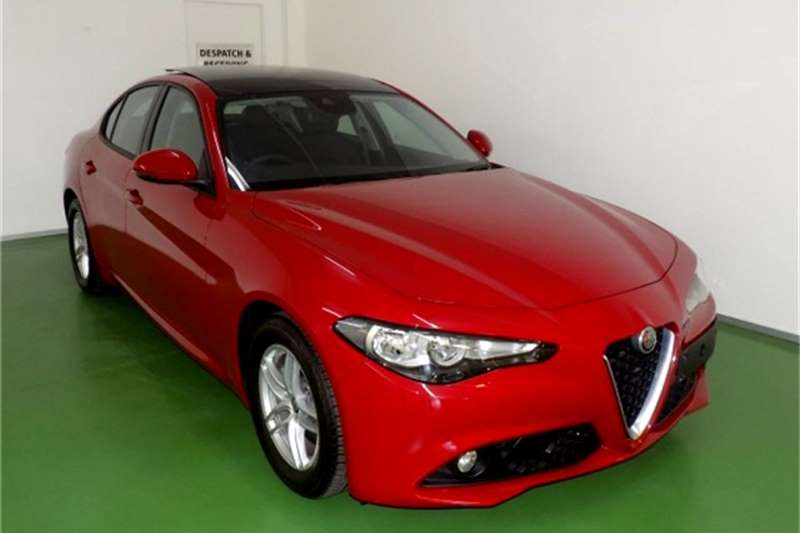 2020 Alfa Romeo Giulia 2.0T