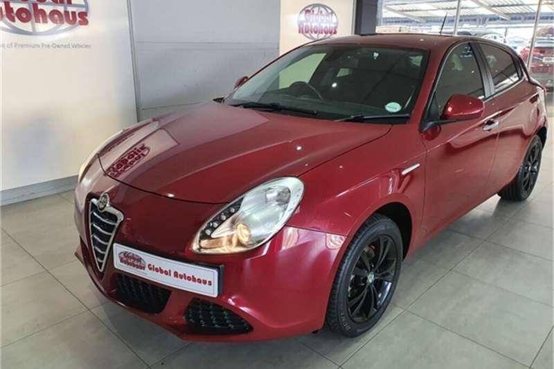 Alfa Romeo Giulietta 1.4T PROGRESSION 5Dr 2014